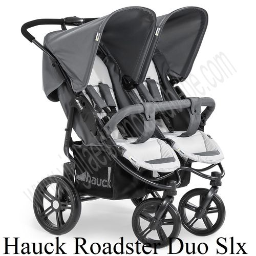 Hauck Roadster Duo Slx